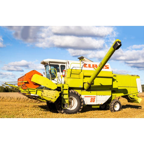 Claas Dominator 56 - 106 Combine Harvester Service Repair Manual