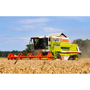 Claas Mega 202 - 218 Combine Harvester Service Repair Manual