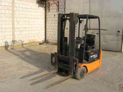 Still R20-14, R20-15, R20-16, R20-18, R20-20 Electric Forklift Truck Series 2017-2024 Parts Manual