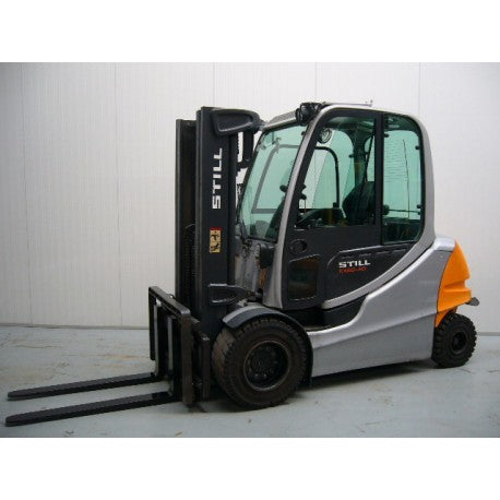 Still RX60-40 RX60-45 RX60-50 Ex.Pr. Forklift series 6323/27/28/29/30/61/62/64/67/68/69 Workshop Service Repair Manual