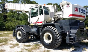 Terex RCI 500 Workshop Service Repair Manual