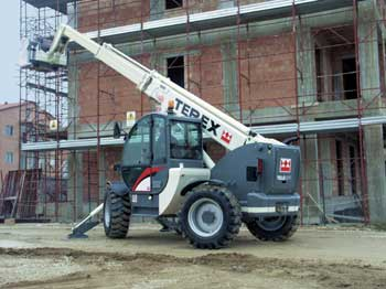 Download Terex Telelift 3512 Telescopic Handler Service Repair Manual