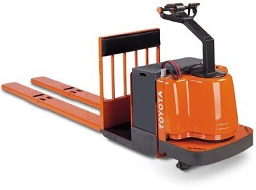 Toyota 6HBC30, 6HBC40, 6HBE30, 6HBE40, 6HBW30, 6TB50 Electric Pallet Truck SN:24000-26999 Service Repair Manual