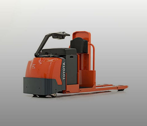 Toyota 8HBC30, 8HBC40, 8HBE30, 8HBE40, 8HBW30, 8TB50 Pallet Truck Workshop Service Repair Manual (CL398-07)