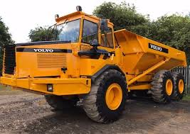 VOLVO A25C ARTICULATED DUMP TRUCK PARTS CATALOG MANUAL