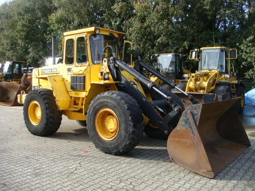 VOLVO BM L70 WHEEL LOADER SERVICE REPAIR MANUAL PDF