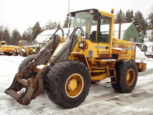 VOLVO BM L90B WHEEL LOADER SERVICE REPAIR MANUAL PDF