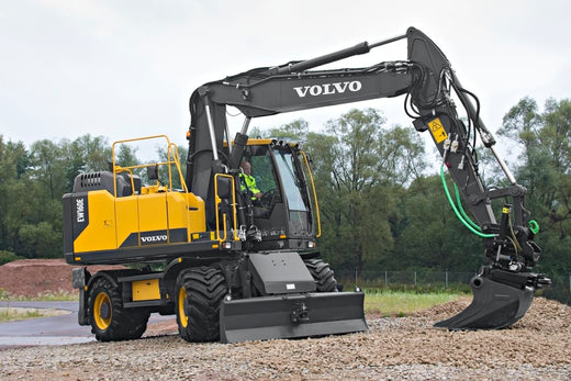 VOLVO EW180E EXCAVATOR SERVICE REPAIR MANUAL PDF