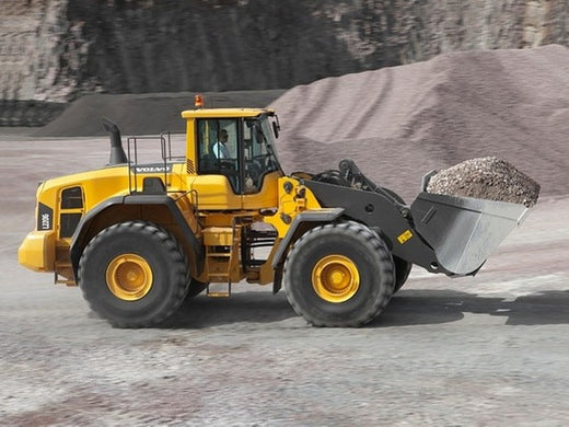 VOLVO L220G WHEEL LOADER SERVICE REPAIR MANUAL PDF