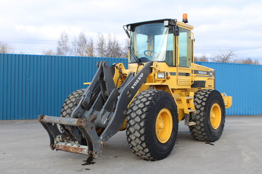 VOLVO L70C WHEEL LOADER SERVICE REPAIR MANUAL PDF