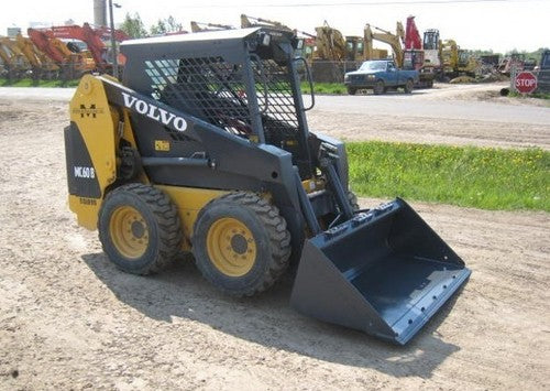 VOLVO MC60B SKID STEER LOADER SERVICE REPAIR MANUAL PDF