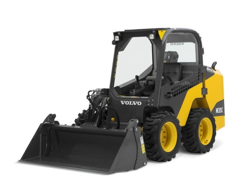 VOLVO MC85C SKID STEER LOADER SERVICE REPAIR MANUAL DOWNLOAD