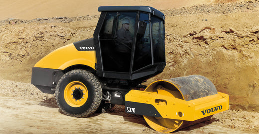 VOLVO SD70 SOIL COMPACTOR SERVICE REPAIR MANUAL PDF