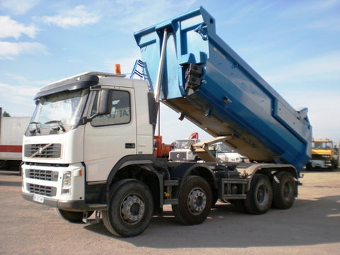 VOLVO FM12 TRUCK SERVICE REPAIR MANUAL DOWNLOAD