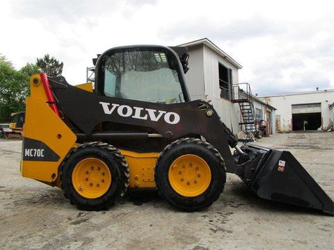 Volvo MC60C, MC70C, MC85C, MC95C, MC105C, MCT70C, MCT85C, MCT95C Skid Steer Loader Operator'S Manual Download
