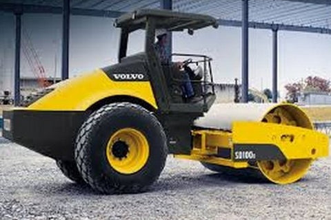 Download Volvo SD100D Soil Compactor Service Parts Catalog Manual