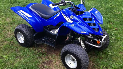 Yamaha Raptor 50 YFM50 Service Repair Manual