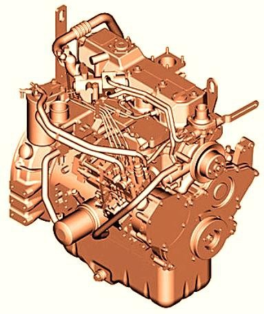 Yanmar 4TNV98,4TNV98T Diesel Engines Technical Service Manual CTM130319