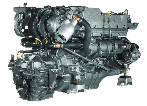 Download Yanmar 6LPA-STP2, 6LPA-STZP2, 6LPA-STZP3 Diesel Engine Parts Manual