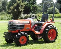 Kubota B2400HSD Tractor Illustrated Master Parts List Manual