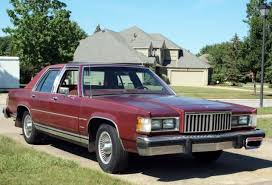 1984 MERCURY GRAND MARQUIS SERVICE REPAIR MANUAL