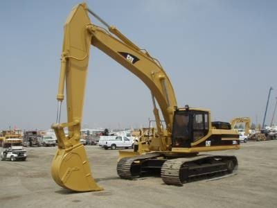 Caterpillar 330 EXCAVATOR Workshop Service Repair Manual 2ZM