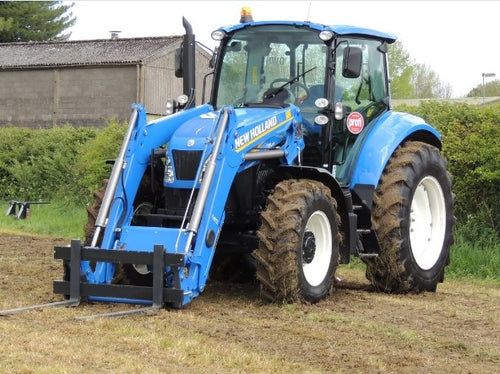 New Holland T5.95, T5.105, T5.115 Tractor Service Workshop Repair Manual Pdf
