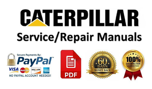 Download Caterpillar PW2503/7 QUICK COUPLER Service Repair Manual MWL HPL DCE