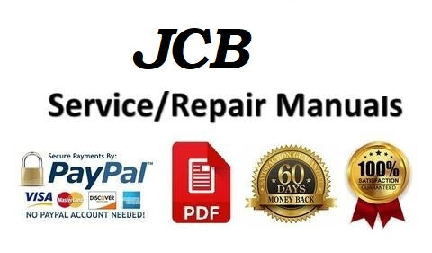 JCB 8025z 8030z 8035z Mini Excavator Full Service Repair Manual