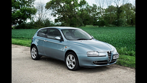 2004 Alfa Romeo 147 Workshop Service Repair Manual MultiLanguage