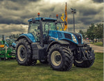 New Holland T8.275, T8.300, T8.330, T8.360, T8.390 Tractor Service Repair Workshop Manual Pdf
