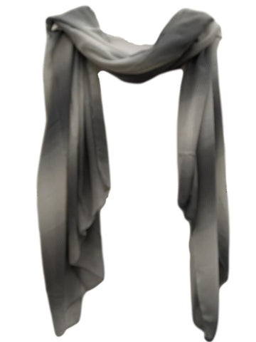 SC60 Grey Stripes scarf