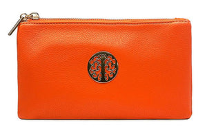 CL002 Orange Large Tree Bag