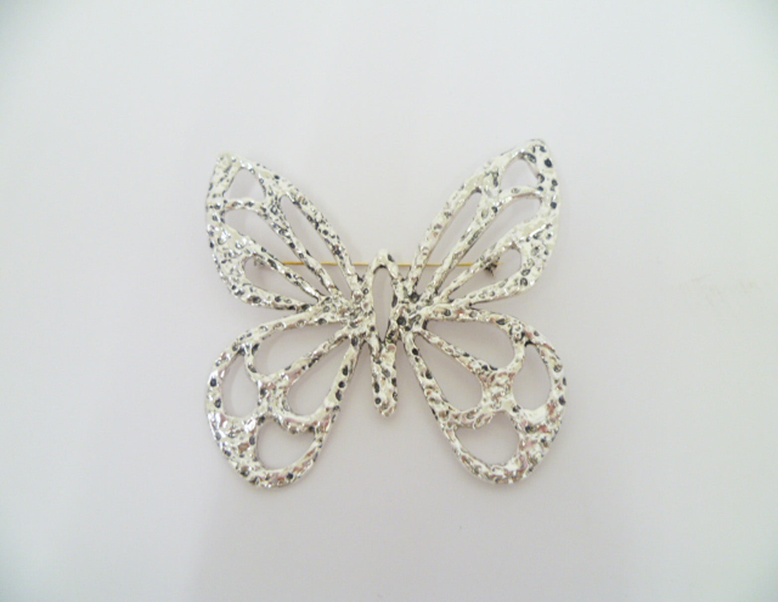 BR014 Large Metal Butterfly