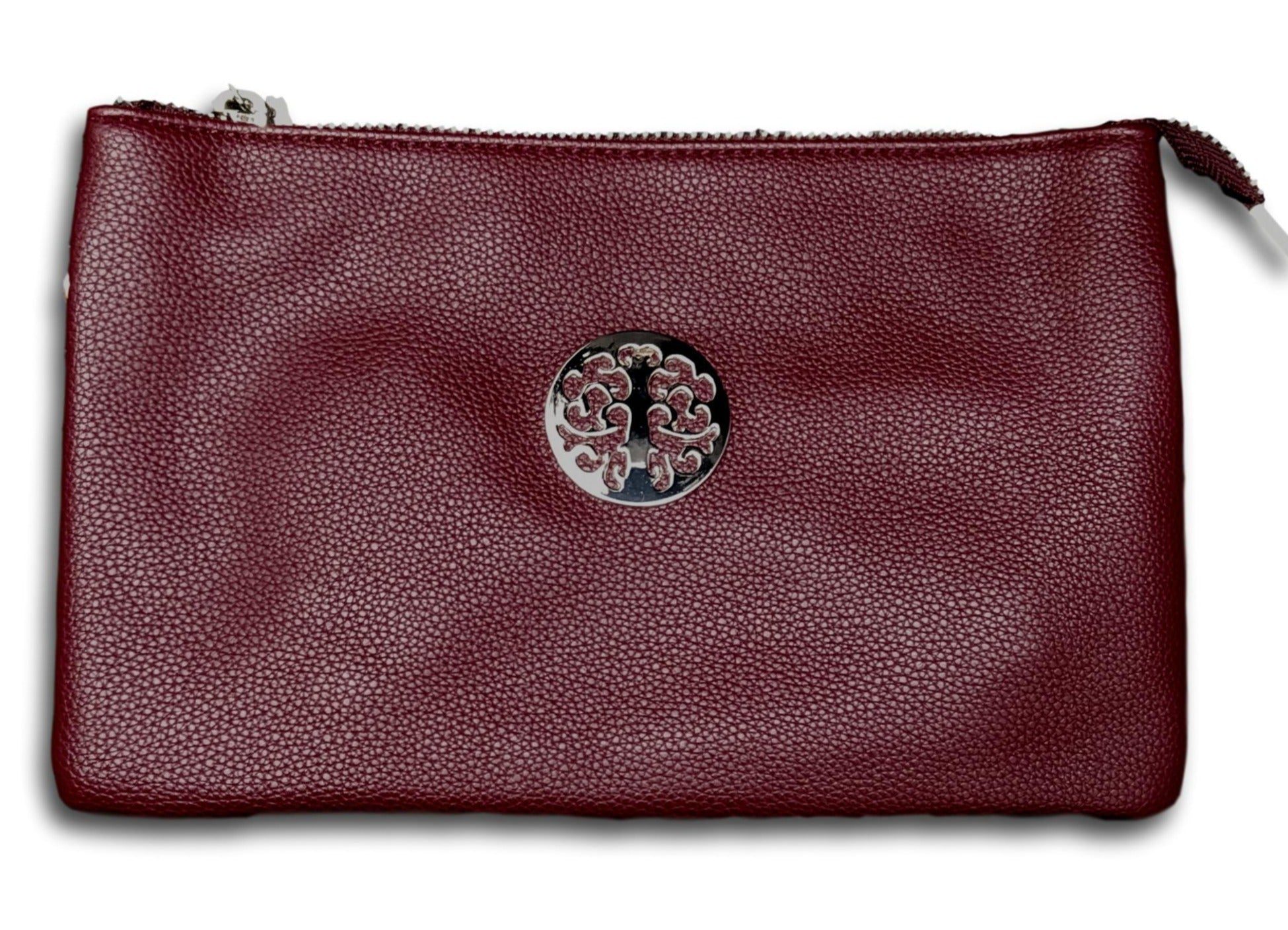 CL002 Burgundy Large Tree Bag