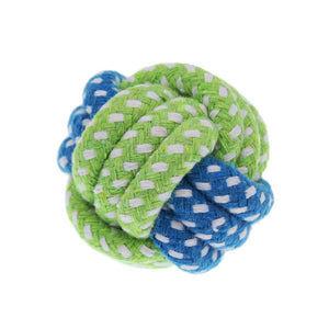 """Fetch"" Knotted Ball"