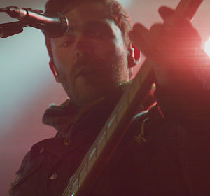 Frightened Rabbit member swaps the stage for fight against plastic