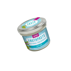 Truthpaste Kids Natural Mild Mint Toothpaste 100g, 40g