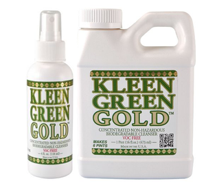 Kleen Green Gold - Celebration Pipes