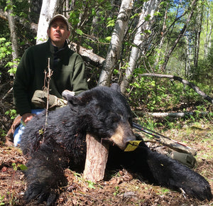 Black Bear ..Archery Season