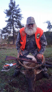 Veteran Hunt ..... Harvest of lifetime...  Michigan Elk