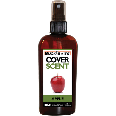 Apple Cover Scents 4 oz. - Buck Baits