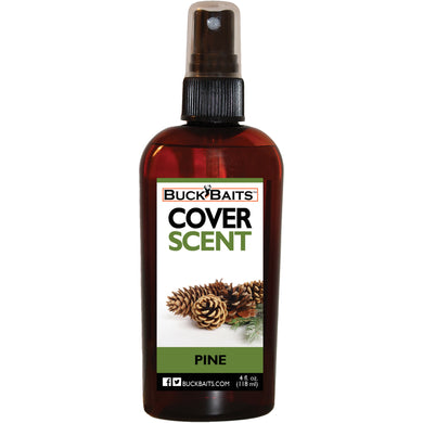 Pine Cover Scent 4 oz. - Buck Baits