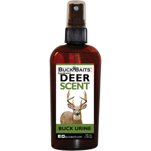 Synthetic Buck Urine Scent 4 oz. - Buck Baits