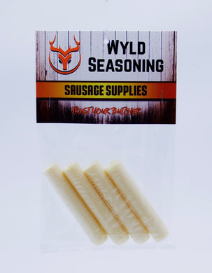 Wyld Seasoning Edible Snack Stick Casing - 4 count
