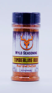 Wyld Seasoning Timberline Rub 8 oz.