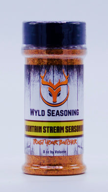 Wyld Seasoning Mountain Stream Seasoning 8 oz.
