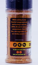 Wyld Seasoning Campground Seasoning 8 oz.