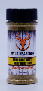 Wyld Seasoning Herb & Tomato Bratwurst Mix 5 oz