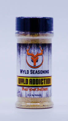 Wyle Seasoning Wyld Addiction 8 oz.